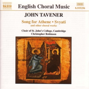 TAVENER+Song+for+Athene++Svyati