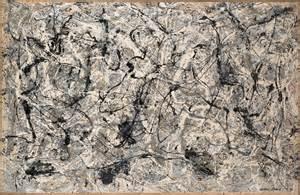 Jackson Pollock No 28