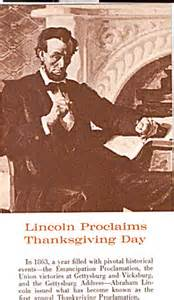 Lincoln Thanksgiving