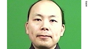 Officer Wenjian Liu