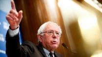 Bernie Sanders, Greed Monger