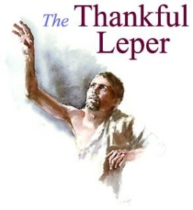 Thankful-leper