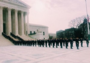 Antonin Scalia's law clerks await his body at the court - Legal Insurrection