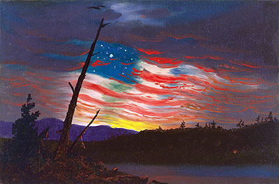 our-banner-in-the-sky-frederich-edwin-church