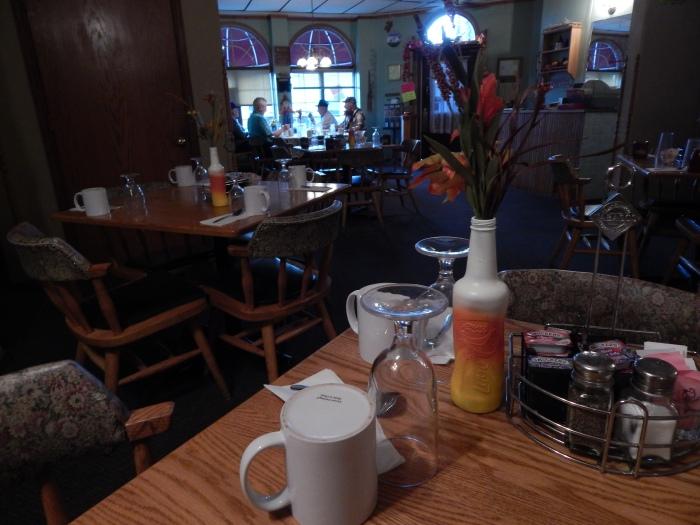 Backstreet Café, Monday, 5:00am  @Ann Johnson, Kingdom Venturers