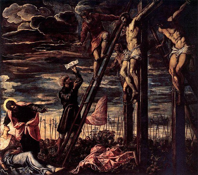 jacopo-tintoretto-crucifixion-1500s